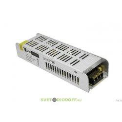 Узкий блок питания для светодиодов 24Вт, 300Ватт, 223*70*42мм