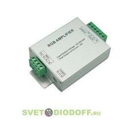 Усилитель для RGB ленты (с винтовыми клеммами) RGB Amplifier 216/432W 12/24V 18A