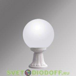 Уличный светильник Fumagalli Microlot/GLOBE 250 белый, матовый (акция)