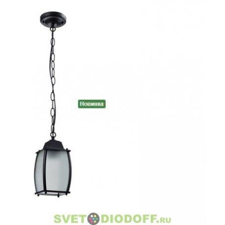 Уличный подвесной на цепи светильник EL-3111HG E27 60Вт черный IP44