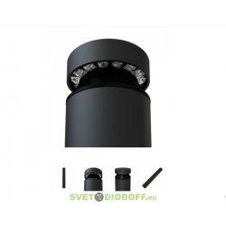 Садово-парковый светильник столб 910мм, Тауэр 15 (17Вт), 5000К, IP65