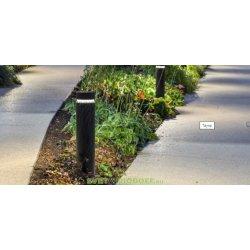 Садово-парковый светильник столб 910мм, Тауэр 25 (24Вт), 3000К, IP65