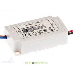 Диммируемый источник питания для светильников ARJ-KE25320-DIM (8W, 320mA, PFC, Triac)