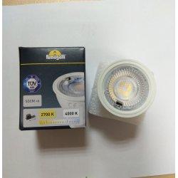 Лампа светодиодная уличная пр-во Италия Fumagalli 220v/3w LED-CMD, GX53, 1200lm, 4000К (Фумагали)
