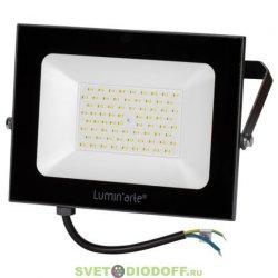 Прожектор LED Lumin`arte LFL-100W/05 100Вт 5700K 7500лм черный IP65
