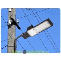 """Светодиодный консольный светильник IP65 30Вт 3000лм 5000К (КСС """"Д"""") IC SPP-502-0-50K-030"""