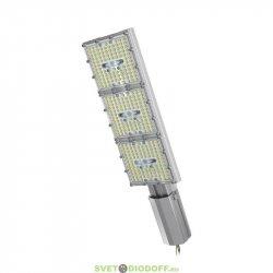 Светильник светодиодный консольный Магистраль v2.0 Мультилинза ЭКО 150Вт, ПК, 5000К, линза 155×70°, 23000Лм