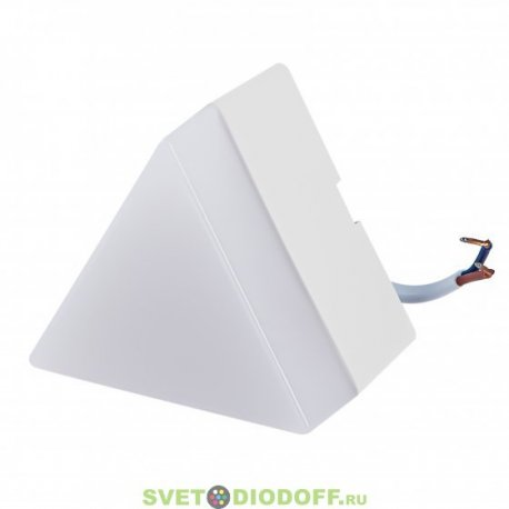 Светящийся соединительный модуль SML-AC-W-40K-03 для SML 3Вт 4000K 270Лм треугольник белый