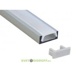 Алюминиевый Профиль для светодиодов KLUS MIC-2000 ANOD