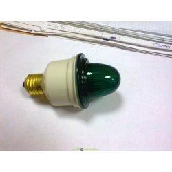 Лампа строб E27 оранжевые NEON-NIGHT