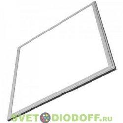 Ультратонкая светодиодная панель ДВО6565 панель 595x595, 36Вт, 4500К IEK