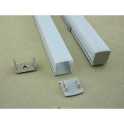 Алюминиевый профиль для светодиодных лент SD-265.