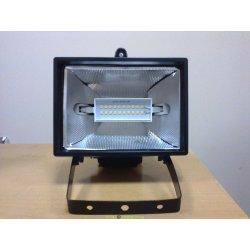 Светодиодная лампа для прожектора Ecola Projector LED Lamp Premium 6,0W F78 220V R7s 4200K (алюм. радиатор) 78x20x32