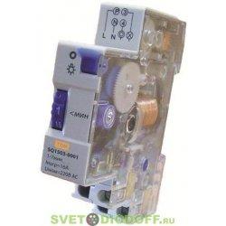 Таймер управления освещением лестничный ТЛ-1мин/7мин-16А-DIN TDM
