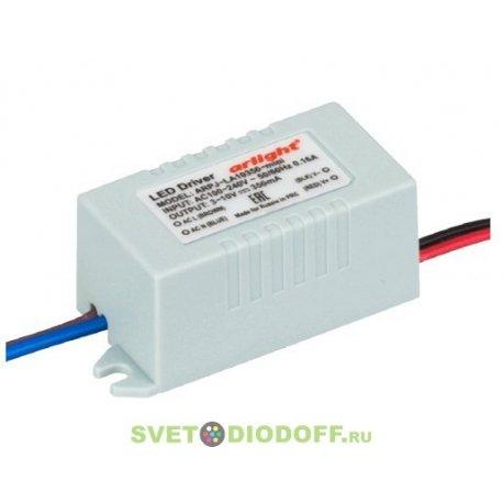 Блок питания (драйвер) ARPJ-LA10350-mini (3.5W, 350mA)