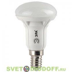 Лампа светодиодная ЭРА LED smd R50-6w-827-E14 2700К