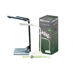 Светильник светодиодный настольный СН-90, гибкий, выключатель, 220 В, 5 Вт, 5300 К белый TDM