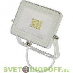 Прожектор светодиодный Ecola Projector LED 10,0W 220V 4200K IP65 Белый 115x80x14