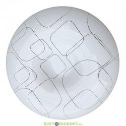 Светильник светодиодный серии Deco 14Вт 230В 4000К 910лм 300мм IP40 Ракушка IN Home