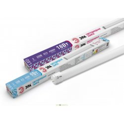 Лампа светодиодная линейная ЭРА LED smd T8-18w-865-G13 1200mm