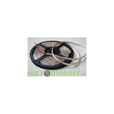 Лента светодиодная 3528/60 IP65 5м.п. Белая/тепло-белая