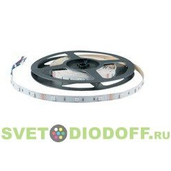 Лента светодиодная 5050/30 IP20 12V 5м.п. Холодный белый