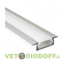 Алюминиевый профиль для светодиодных лент SD-251