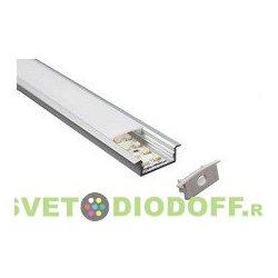 Алюминиевый профиль для светодиодных лент SD-253
