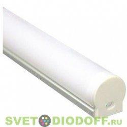 Алюминиевый профиль для светодиодных лент SD-263, 2000х14,8х18,1мм