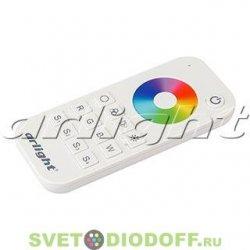 Пульт для многоцветной ленты SMART-R27-RGBW White (1 зона, 2.4G)