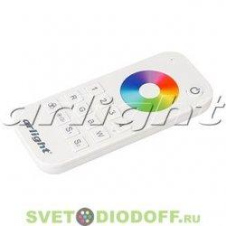 Пульт для многоцветной ленты SMART-R25-RGBW White (4 зоны, 2.4G)
