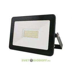 """Прожектор светодиодный 50вт """"СОЮЗ"""" SFLSLED-DOB-50-865-BL-IP65 4250Лм"""