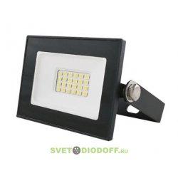 """Прожектор светодиодный 100вт """"СОЮЗ"""" SFLSLED-DOB-100-865-BL-IP65 8100Лм"""