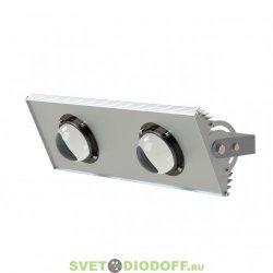 Светодиодный Прожектор v2.0-30Вт ЭКО, Угол рассеивания 45,60,90,120, 130x80 °, Тёплый белый 3000К, 3600Лм
