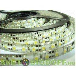 Лента светодиодная 3528/120 IP65 5м.п. Белая/тепло-белая