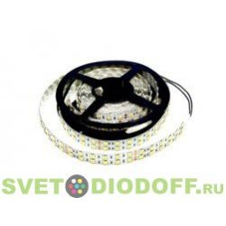 Лента светодиодная 5050/120 IP20 5м.п. Белая/тепло-белая