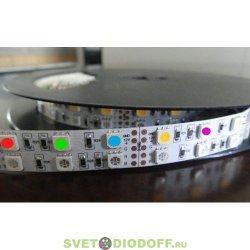 Лента светодиодная 5050/120 IP20 5м.п. RGB+W, RGB+WW
