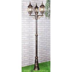 Светильник на столбе NLG99HL005 черное золото 2,3м
