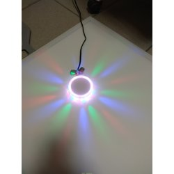 Светильник светодиодный накладной RGB
