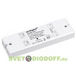 Контроллер управления светом SR-1009LC-RGB (12-24V, 180-360W, S)