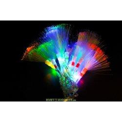 Светодиодная гирлянда «Кисточки» синие