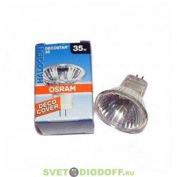 Лампа галогенная Osram 35вт 12в GU4 44892WFL