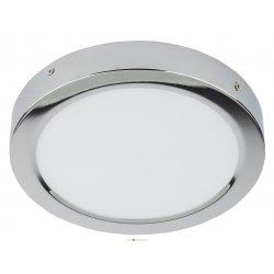 Светильник ЭРА светодиодный круглый накладной LED 18W 220V 4000K,хром LED 8-18-4K CH